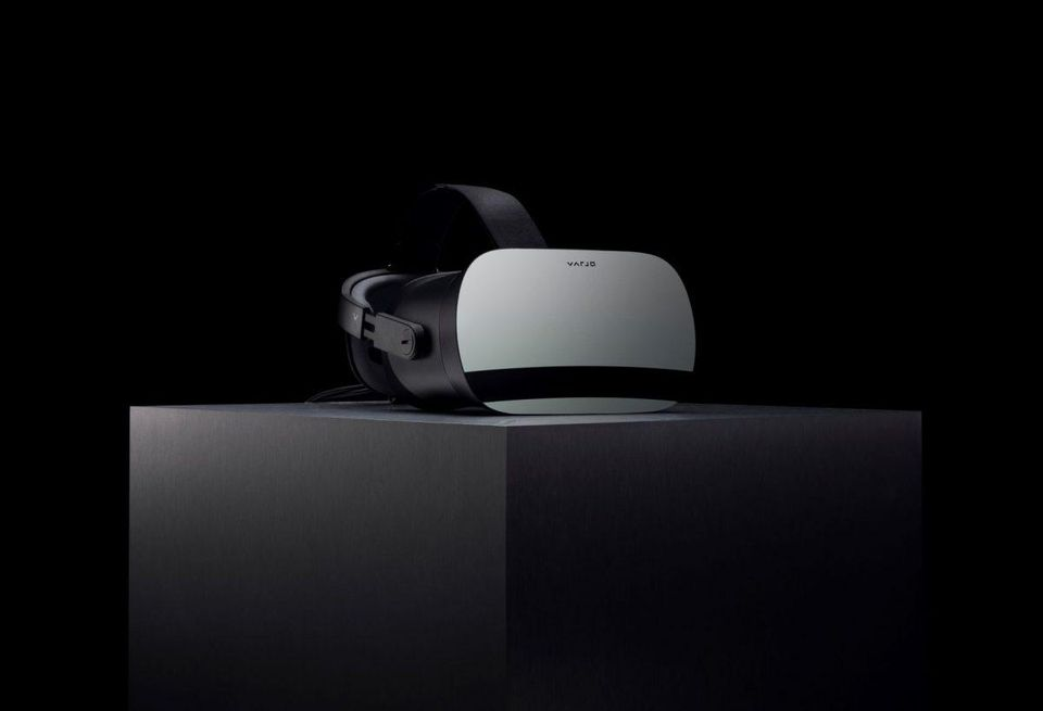 The Varjo VR-1: Everything You Need To Know About The Highest-End VR Headset In The World