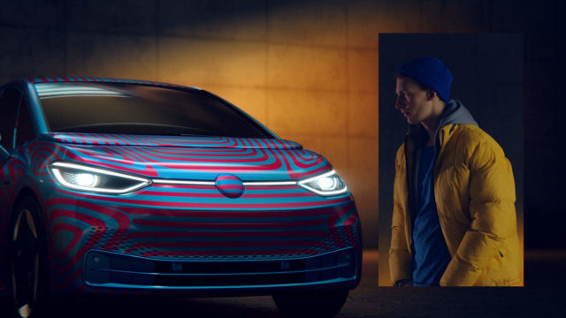 VW id cgi commercial 3d frame infected hamburg production grading