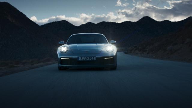 Porsche 911 Nico Kreis VFX Grading Compositing Postproduction 2018 Hamburg Berlin INFECTED