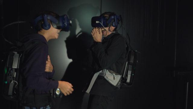 Virtual, Experience, retail, Kältekammer, Abenteuer, Testing, Hyper Reality