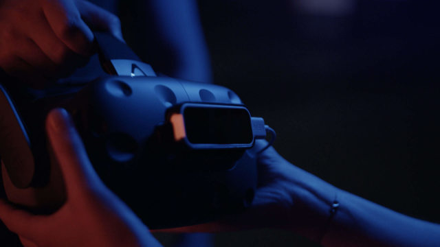 virtual Reality VR experience hyperreality globetrotter infected hamburg unreal htc abenteuer