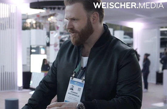 ces 2020 Henning Westerwelle INFECTED realtime