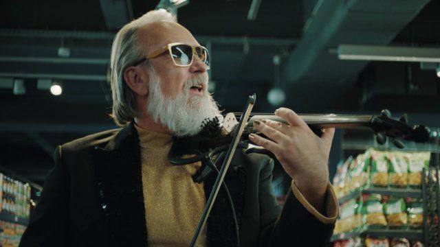 Friedrich Liechtenstein, Geige, Streichorchester, Edeka, Mitarbeiterin, Preise