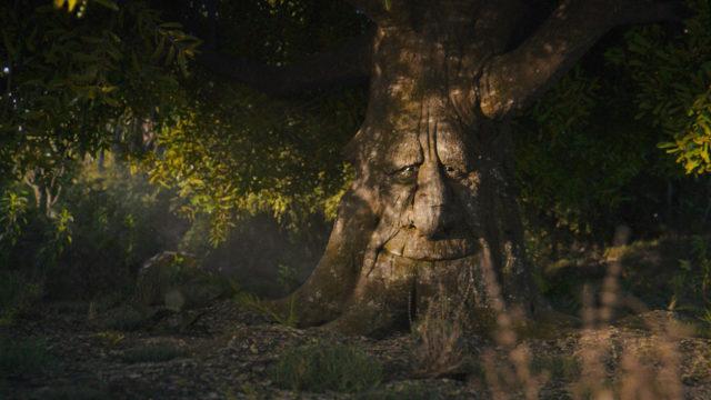 Baum, Tree, McDonalds, CGI, VFX, 3D, Treedom