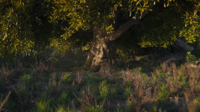 Treedom, baum, McDonalds, VFX, CGI, 3D