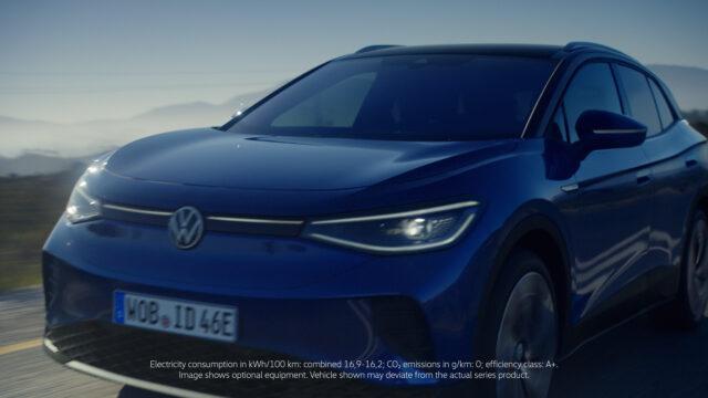 VW ID.4 car